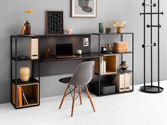 Systém Balma STEPPS homie concept lightpark dom nábytku