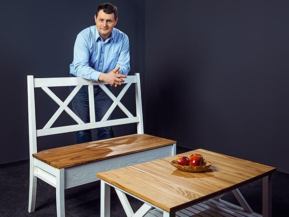 Mio Bio drevený nábytok na mieru