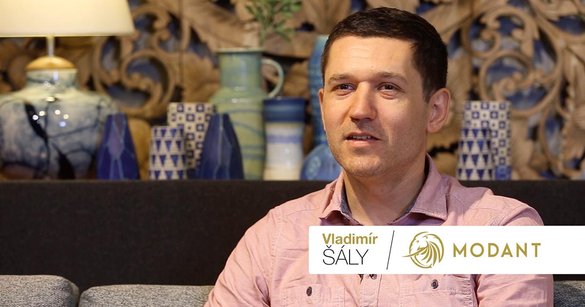 Vladimír Šály Modant LightPark