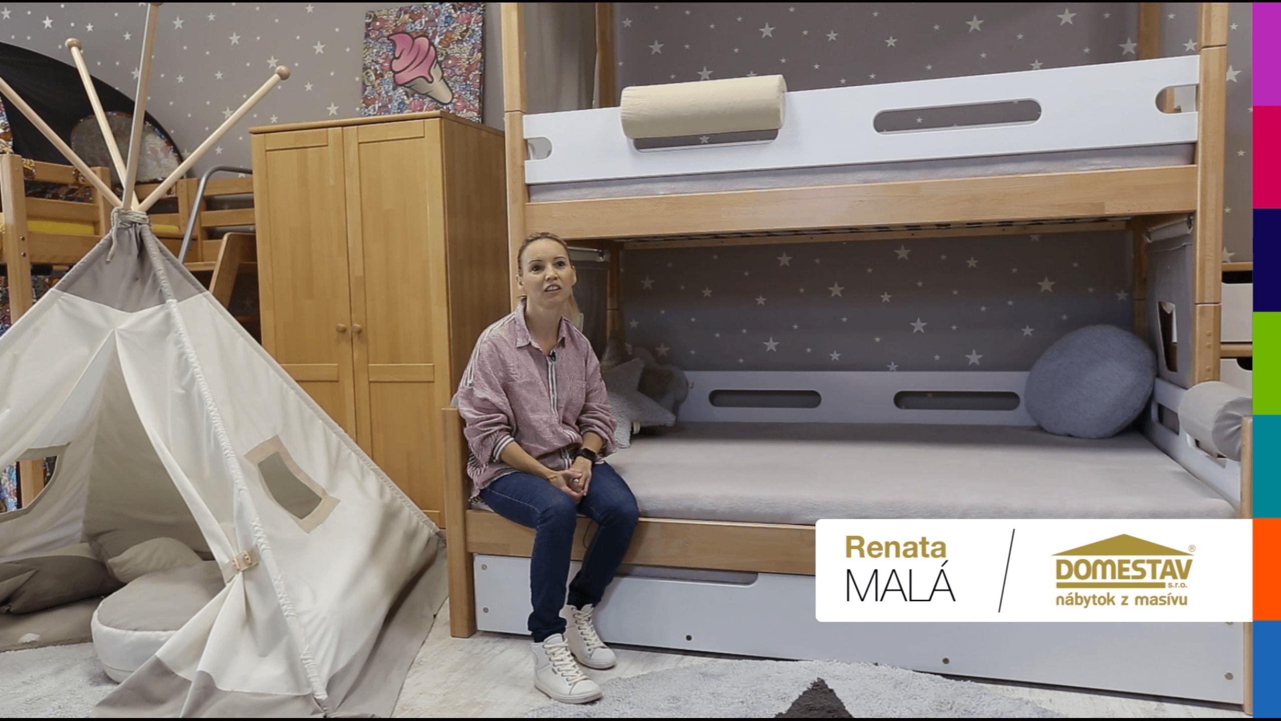 Ako vybrať hravú a bezpečnú posteľ pre deti? – vlog lightpark