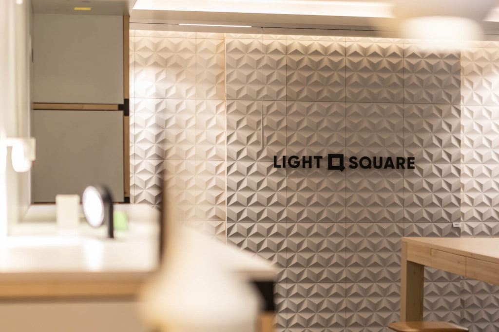 LightPark showroom Lightsquare